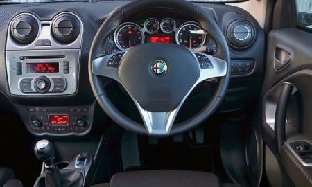 Alfa Romeo MiTo UK Version