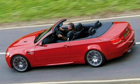 BMW M3 Convertible UK Version