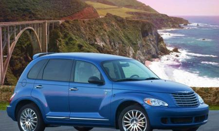 Chrysler PT Street Cruiser Pacific Coast Highway