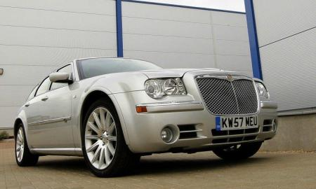 Chrysler 300C Touring SRT UK Version