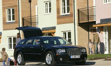 Chrysler 300C Touring UK Version