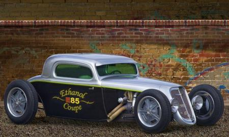 Chevrolet 34 Coupe E85 Concept