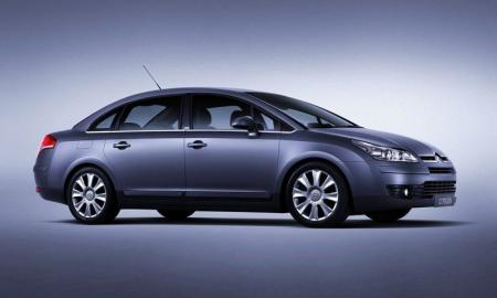 Citroen C4 notchback