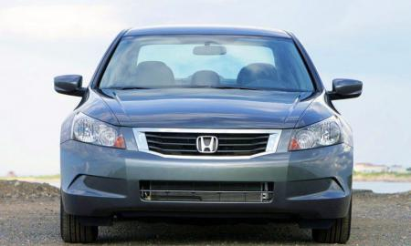 Honda Accord LX-P Sedan