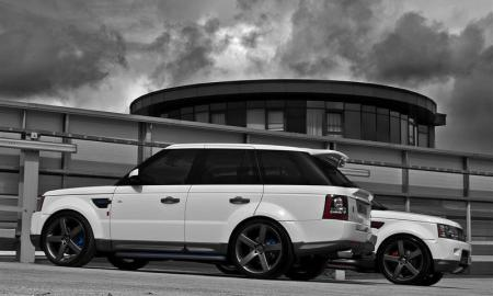 Project Kahn Davis Mark II: версия Range Rover Sport