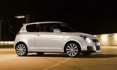 Премьера Suzuki Swift Sport